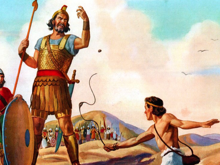 david-and-goliath-story